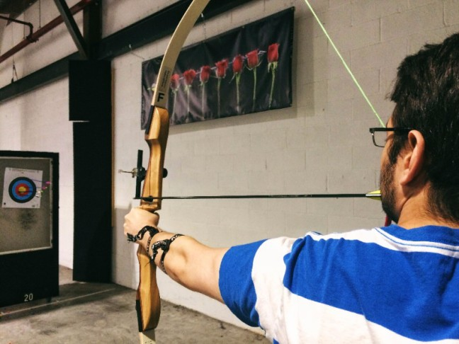 archery in nyc